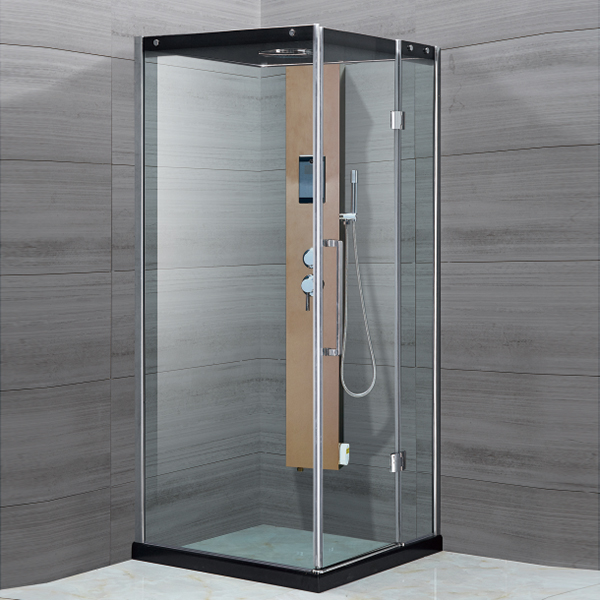 Shower Enclosure With Shower Panel-LX-1115