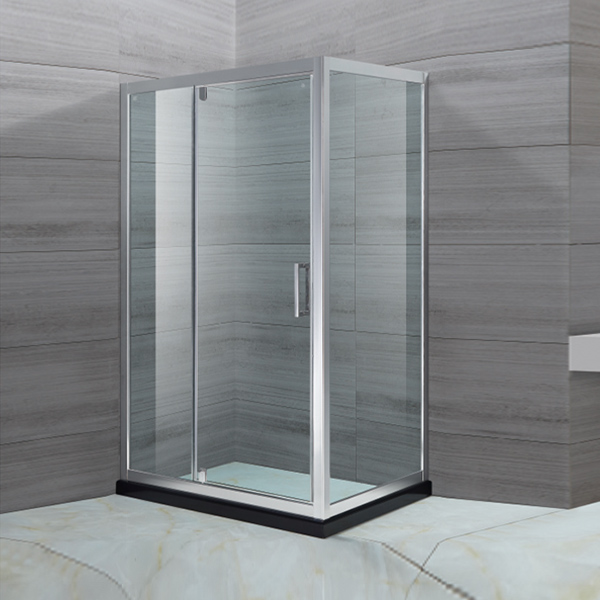 Hinge Shower Enclosure With Artifical Stone-LX-1160