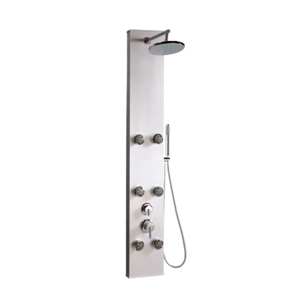 Rectangle Polished Shower Panel-LX-119
