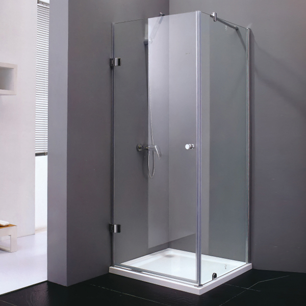 Round Handle Shower Cubicles With ABS Shower Tary-LX-1192