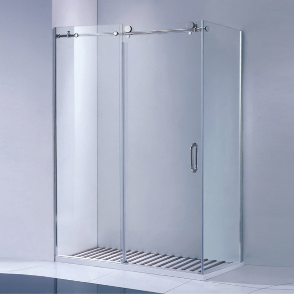 Sliding Rectangle Shaped Shower Room-LX-1201