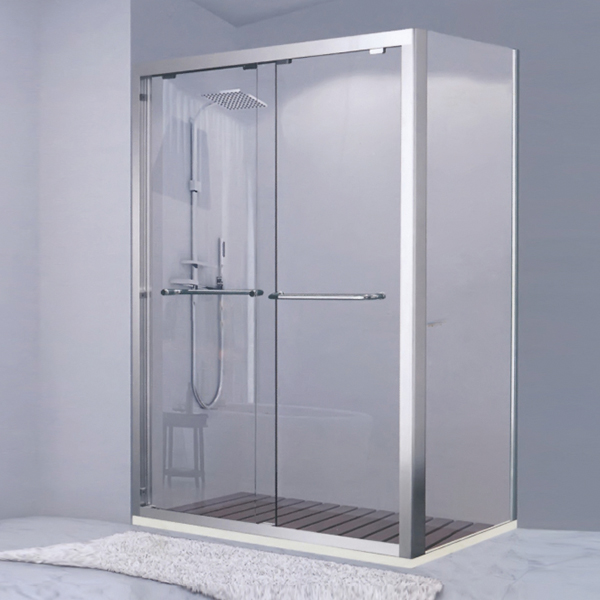 Framed Shower Enclosure With Shower Set-LX-1203