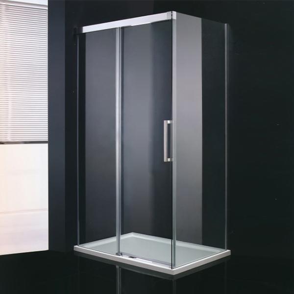 Polished Aluminum Alloy Framed Shower Room-LX-1208