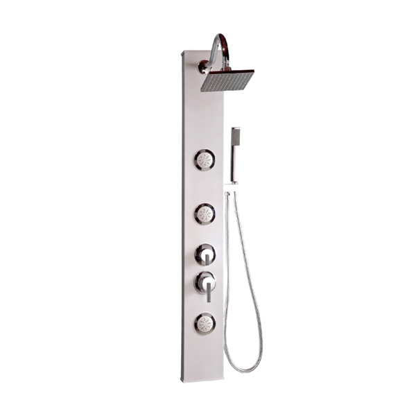 Square Top Spray Shower Panel-LX-123