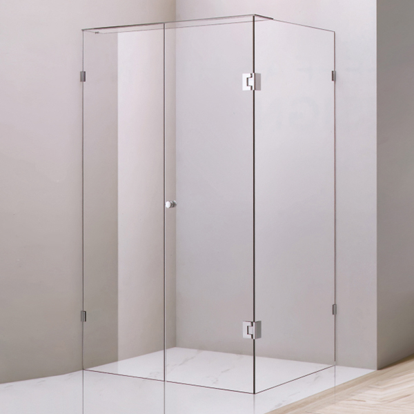 Frameless Tempered Glass Shower Cubicles-LX-1298