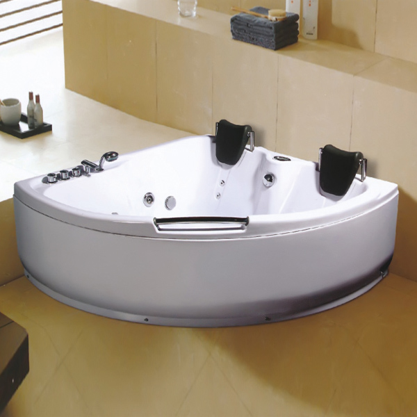 Double Dream Pillow Sector Massage Bathtub-LX-229