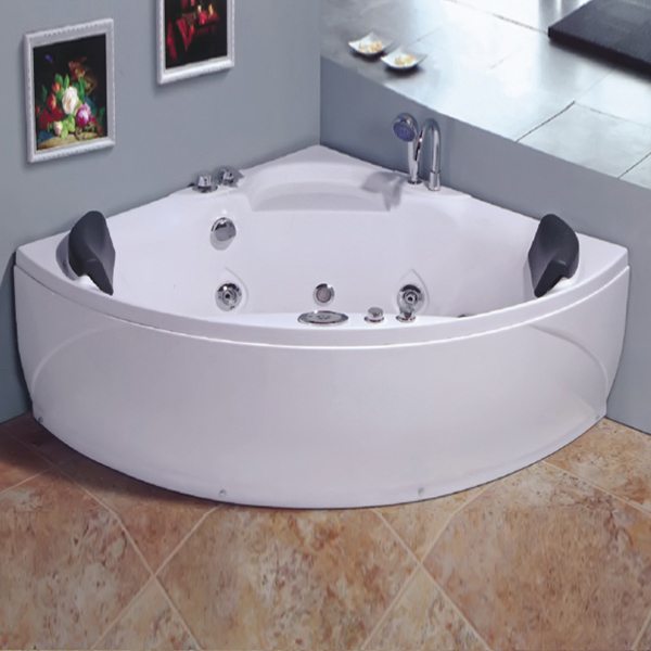Multi-functional 2 Person Massage Bathtub-LX-246