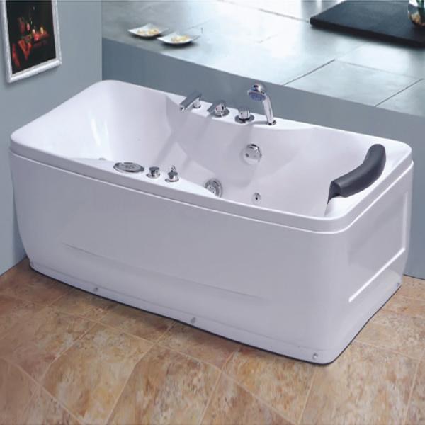 Whirpool Massage Bathtub With Air Switch-LX-253