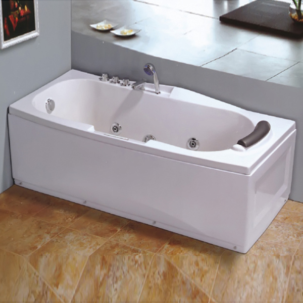 Acrylic Massage Bathtub Support Features Selection-LX-256