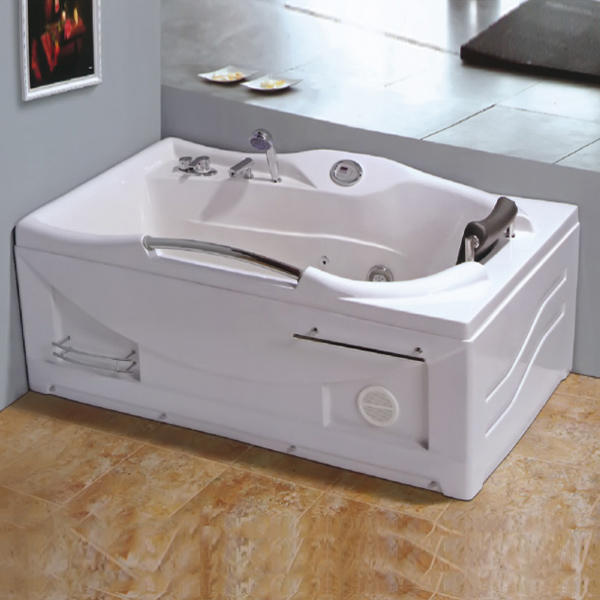 Whirpool Massage Bathtub With Computer Control Panel-LX-262
