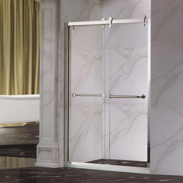 Framed Shower Door Suitable for Hotel-LX-3155