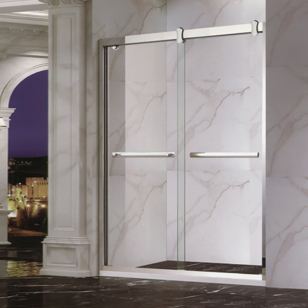 Framed Shower Screen Suitable for Hotel-LX-3156