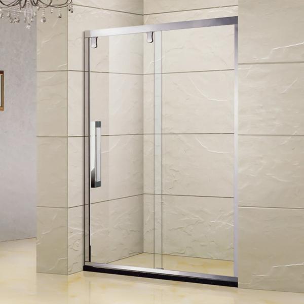 Vertical Handle Shower Screen-LX-3159