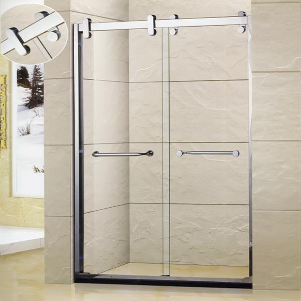 Unique Pulley Shower Door-LX-3167