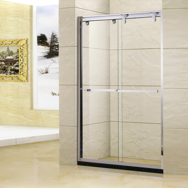 Glass Color Customizable Shower Door-LX-3168