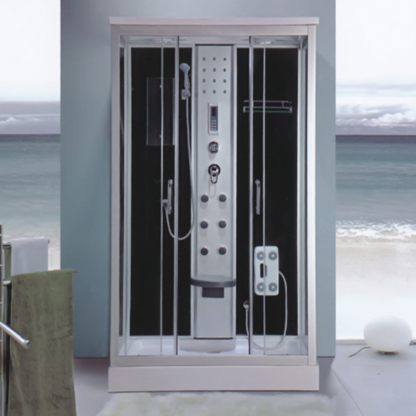 Square Sliding Shower Cabin-LX-8008