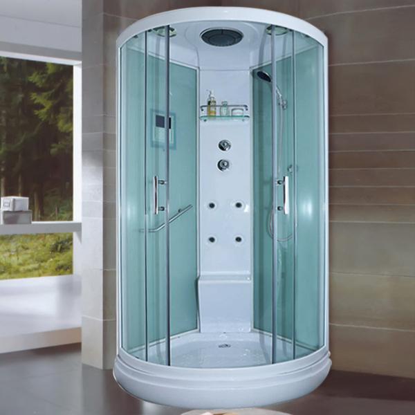 Aluminum Alloy Frame Shower Cabin